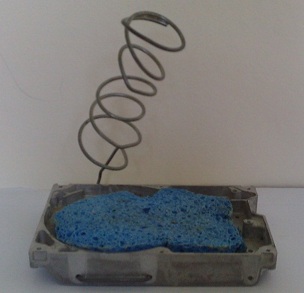Soldering Iron Holder - With Sponge