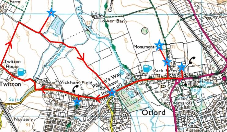 otford route